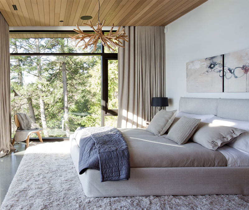 Picture Of modern home with open spaces and stunning vews  6