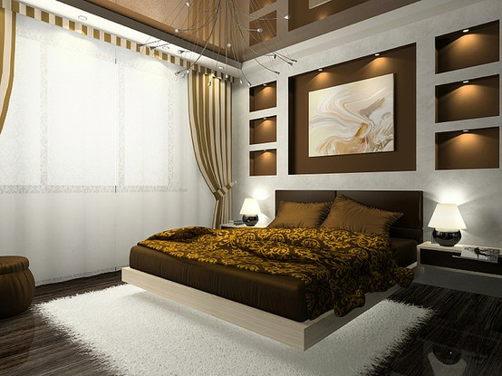Superb Modern Hotel Style Bedroom