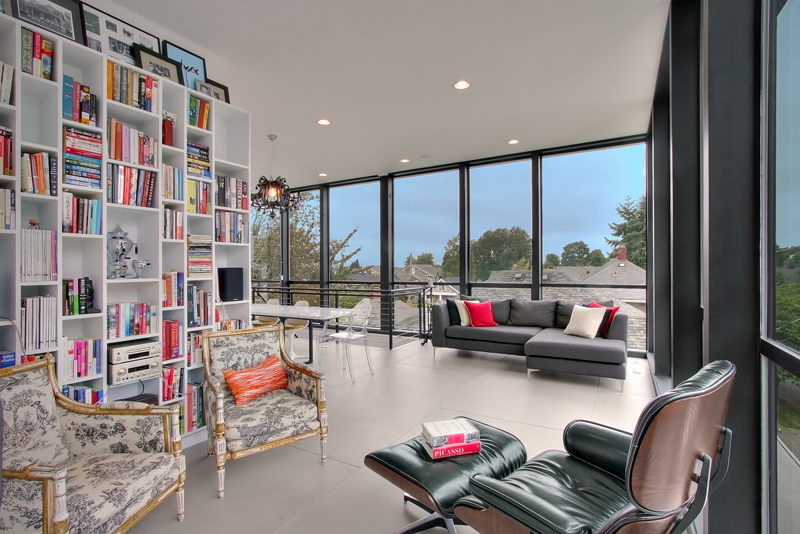 Bon Modern House Design On Small Site Witin A Tight Budget   Crockett Residence    DigsDigs