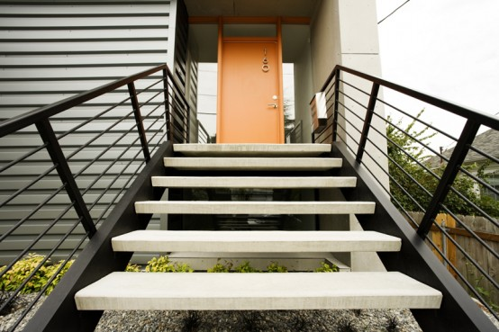 Modern House Design On Small Site Witin A Tight Budget