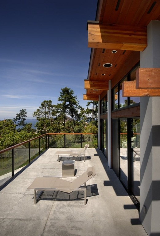 modern-house-interior-to-merge-with-nature-3 House Designs Wood Floor on wood floor room ideas, wood pallet house design, sloped roof house design, wood panel house design,