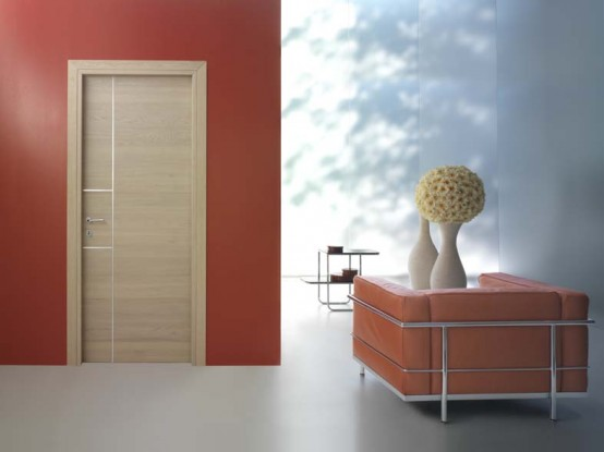 Modern Interior Doors from Toscocornici Design | DigsDigs