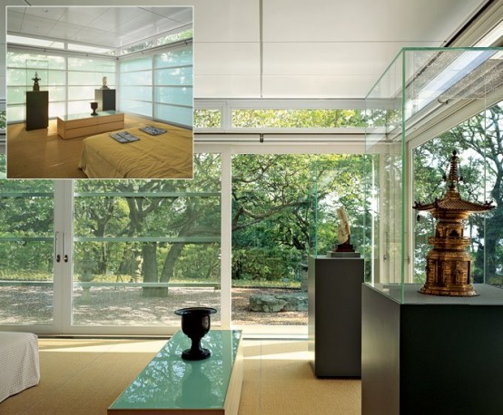 Traditional Japanese House Design In Modern Style By