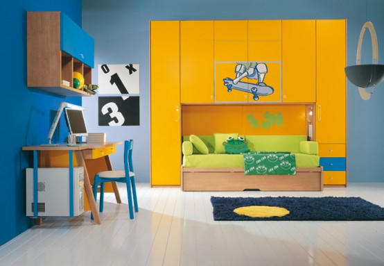 ��� ��� ��� ����� 2012- ���� ������� ���� ����� ������ ����� ���� ������� modern-kids-room-dec