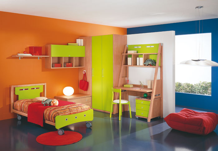 45 kids room layouts and decor ideas from pentamobili digsdigs - Children bedrooms ...
