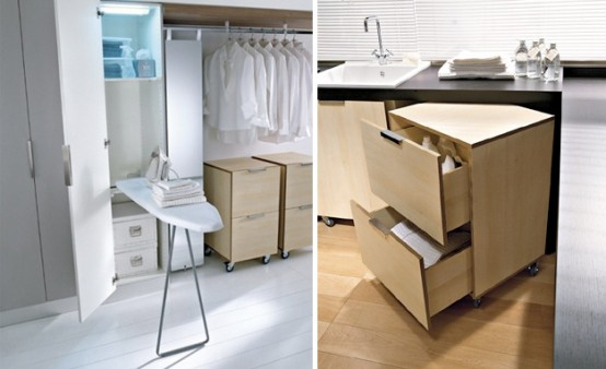 Modern Laundry Room Furniture And Design