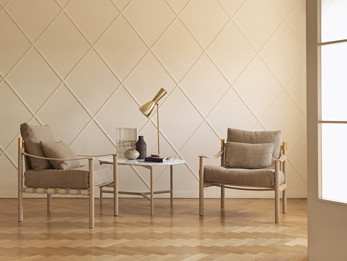 Picture Of modern luxurious iko furniture collection in earthy shades  14