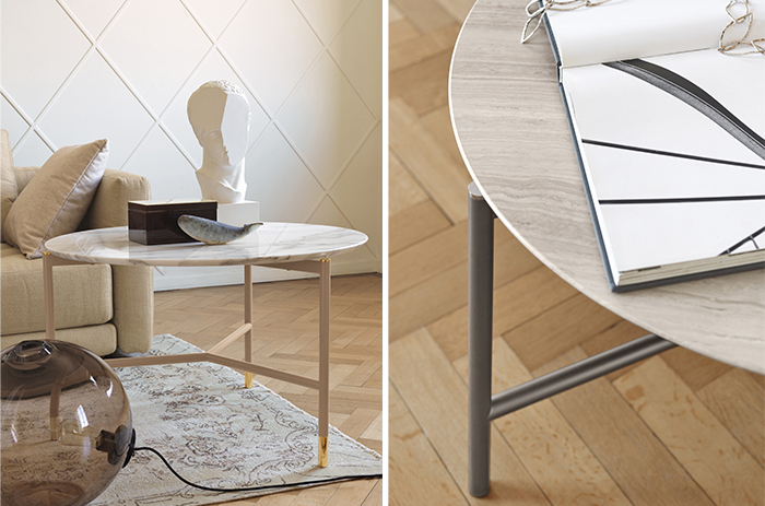 Picture Of modern luxurious iko furniture collection in earthy shades  16