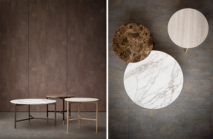 Picture Of modern luxurious iko furniture collection in earthy shades  18