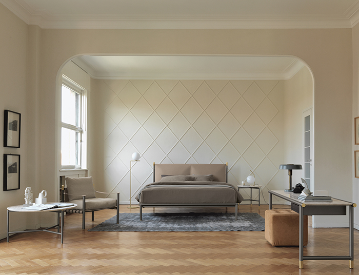 Modern Luxurious Iko Furniture Collection In Earthy Tones