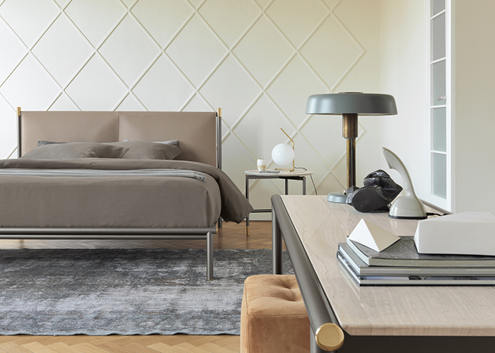 Picture Of modern luxurious iko furniture collection in earthy shades  5