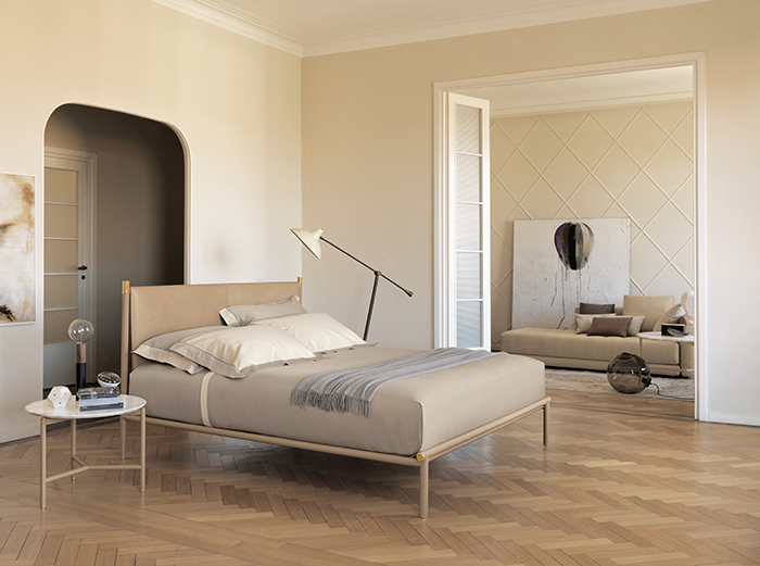 Picture Of modern luxurious iko furniture collection in earthy shades  7