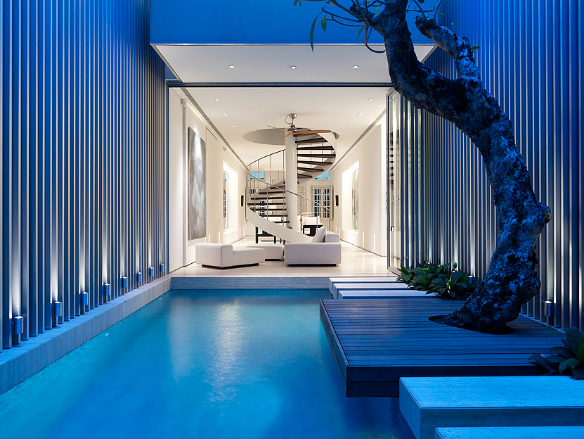 Modern minimalist house design in singapore by ong ong for Minimalist house architecture