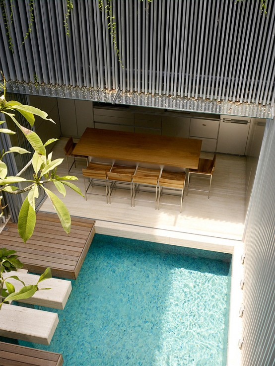 Modern Minimalist House Design In Singapore By Ong Amp Ong