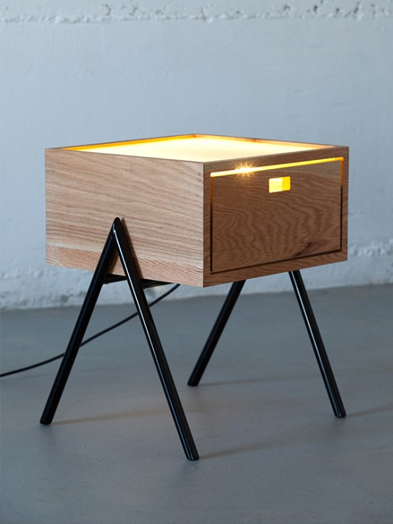 Floating Night Stand Ideas Bedrooms