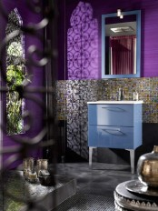 Modern Moroccan Bathroom Furniture