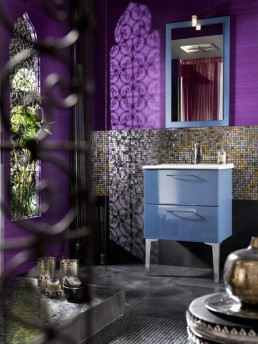 Modern Moroccan Bathroom Furniture