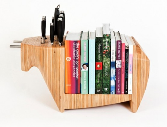 Modern Multifunctional Kitchen Shelf