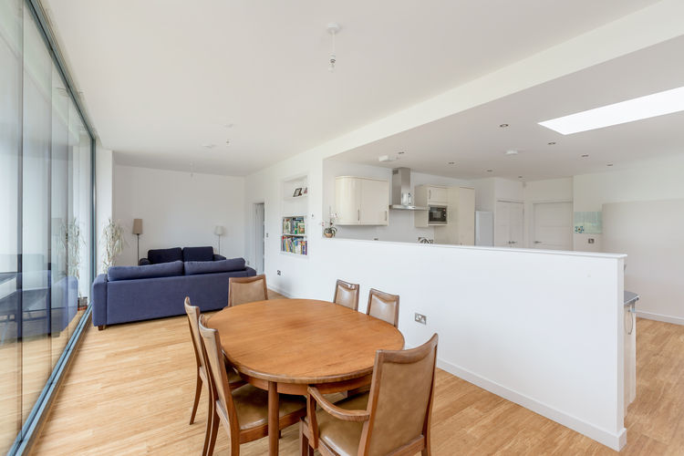 Modern Open Plan Renovation For A Usual Boxy Home
