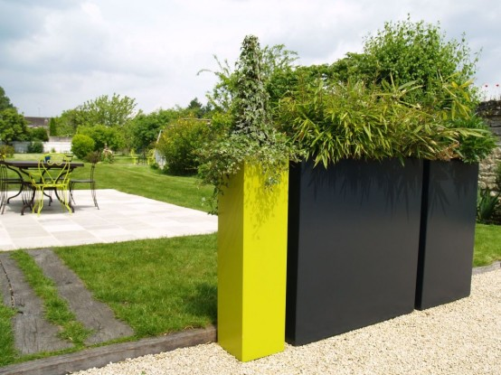 37 Modern Planters To Make Your Outdoors Stylish
