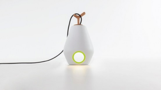 Modern Reinterpretation Of The Lantern Andle Lamp