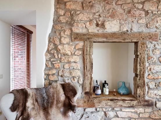 Modern Rustic Holiday Home Renovation