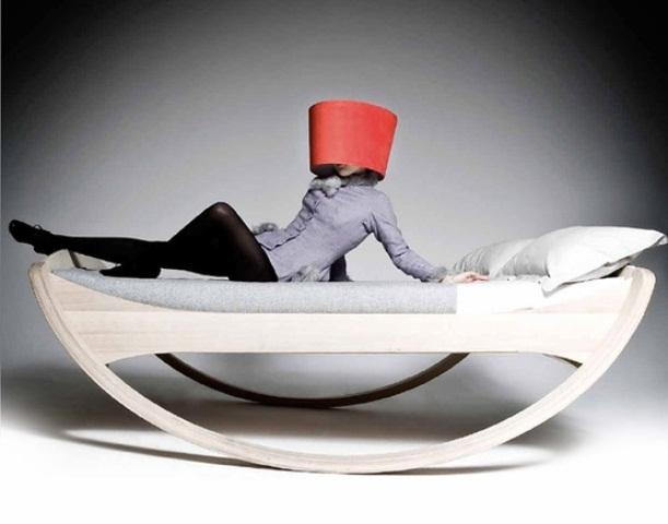 25 Modern Sculptural Beds That Can Blow Your Mind