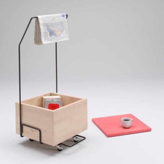 Modern Space-Saving Multifunctional Furniture