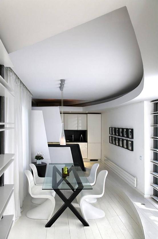 Modern Spanish Apartment Interior