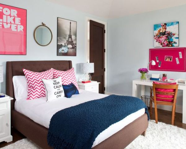 30 modern teen girl bedrooms that wow digsdigs Modern bedroom ideas for girls