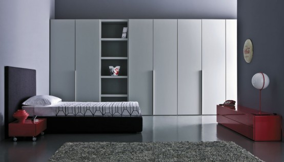 Modern Teen Room Designs By Pianca