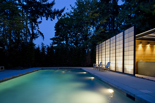 COOP 15 Architecture  Kaneko Pool House