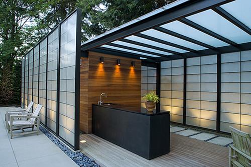 COOP 15 Architecture  Kaneko Pool House