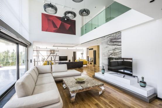 modern turkish house design - house design, Wohnideen design