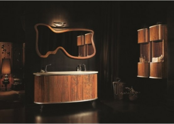 Modern Vanilla Sky Bathroom Collection With A Classic Touch