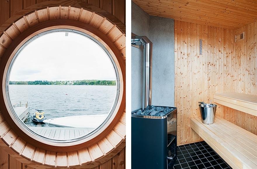 Modern Villa On Lakeside