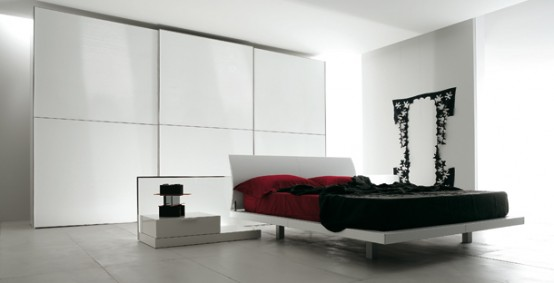 UP|DATE – Ultra Modern Wardrobes by Verardo