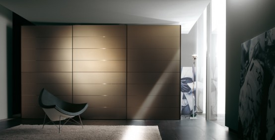 Modern Wardrobe From Verardo