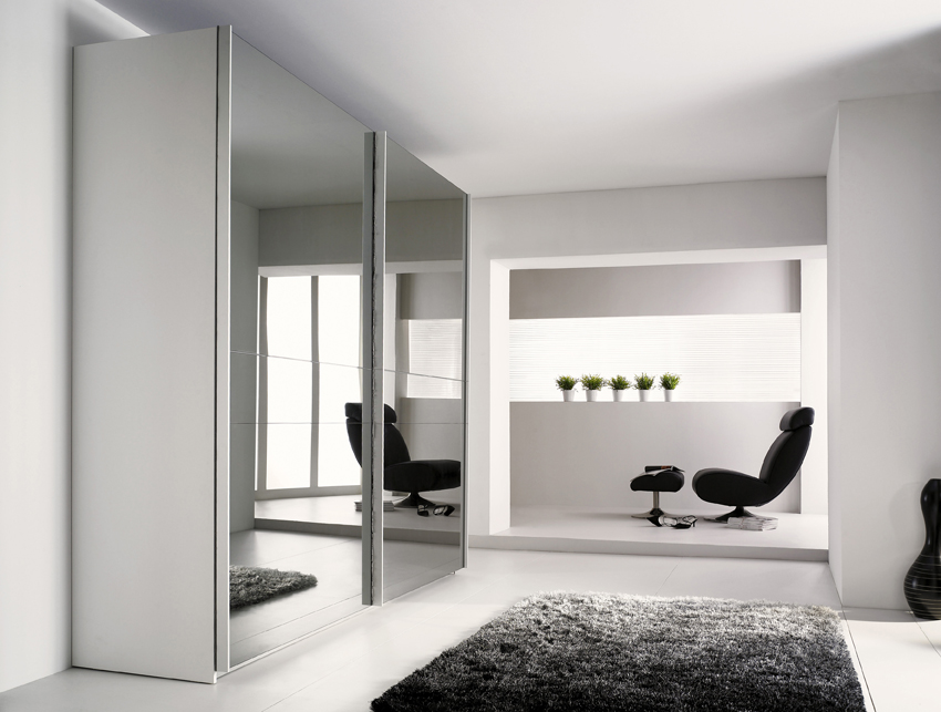 Modern Wardrobe With Refined Door Design Stuart From