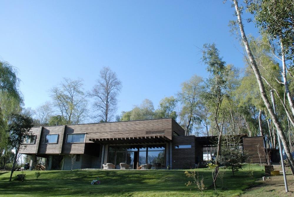 Modern Wood House Design – M + M2 House