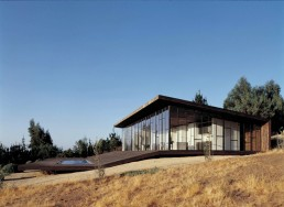 Modern Wooden House Design