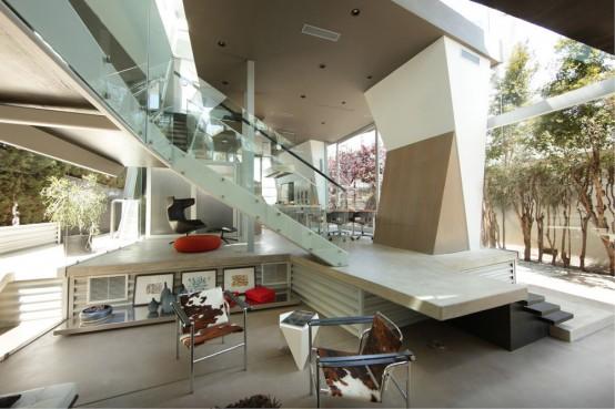 Modern Yet Not Minimalist House Design