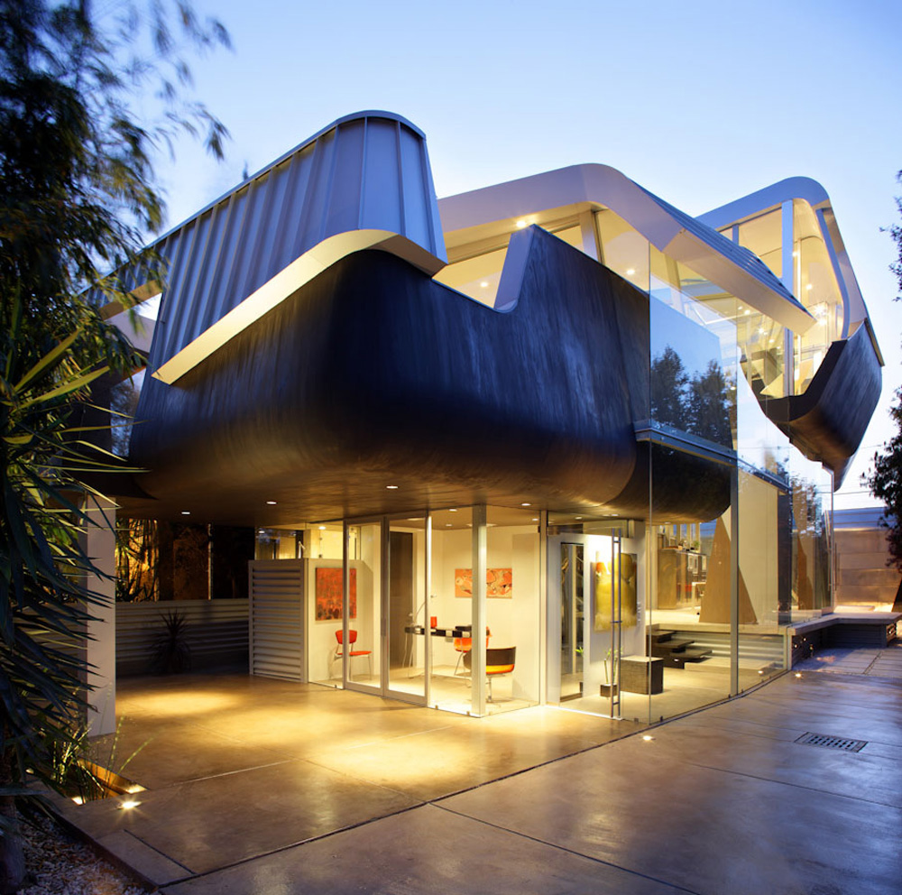 Home Design Ideas Architecture: The House Isn T The First One Which Takes Inspiration From