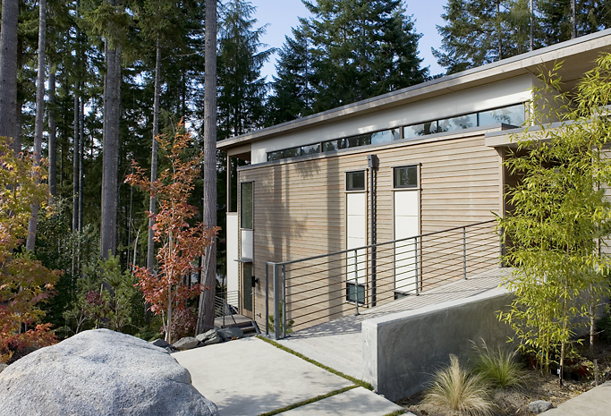 Modular Constructed House With A Tight Budget