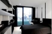 Modular Glossy Black House