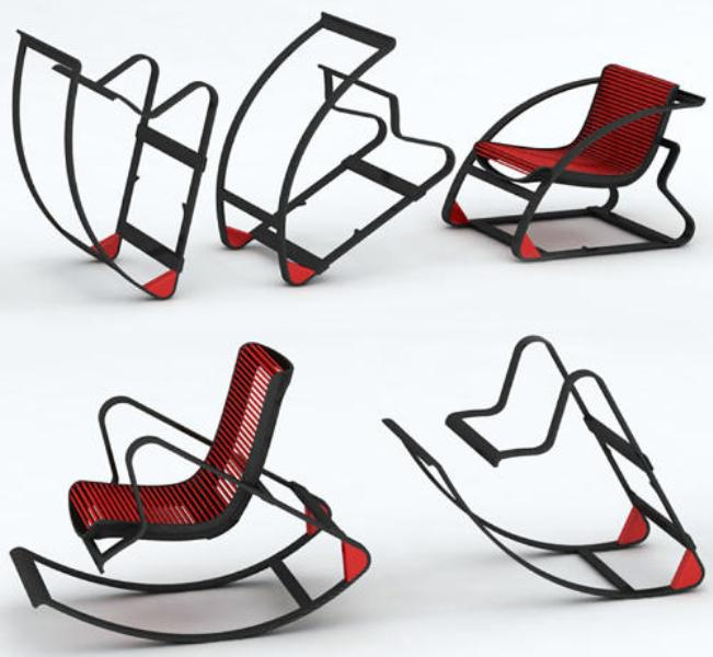 Modular Seating Solution For Work And Leisure