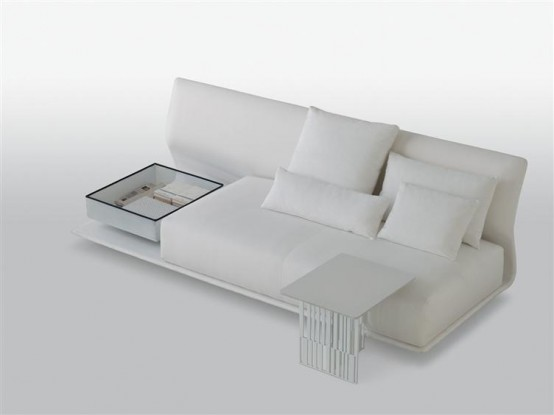 Modular Transformable Sofa – Night and Day from Molteni&C