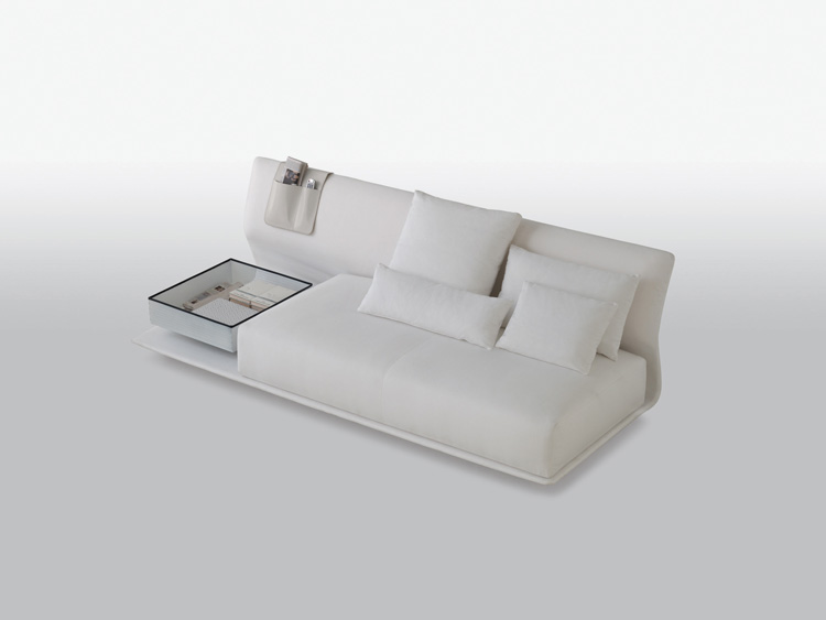 Modular transformable sofa night and day from molteni c digsdigs - Modular sectional sofas for small spaces decoration ...