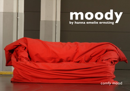 Moody Bean Sofa