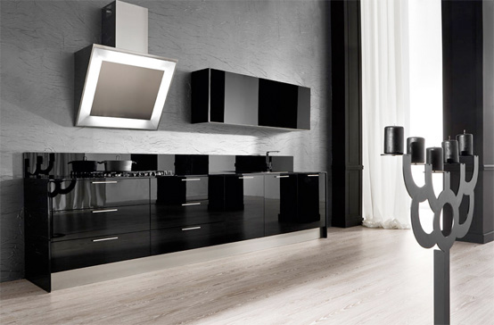 Class-X Innovative Kitchen Design by Moretuzzo